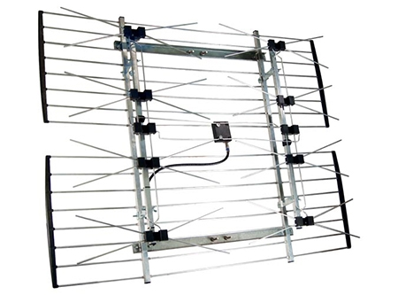 Channel Master 4228HD 8 Bay bowtie HD TV antenna for OTA Over the air in Canada