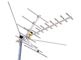 Channel master 2016 CM-2016 High VHF and UHF HD TV antenna small Yagi for OTA