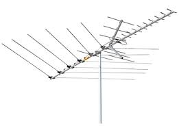 Channel Master 3018 CM-3018 yagi HD TV antenna for OTA channels does VHF high VHF low and UHF and FM