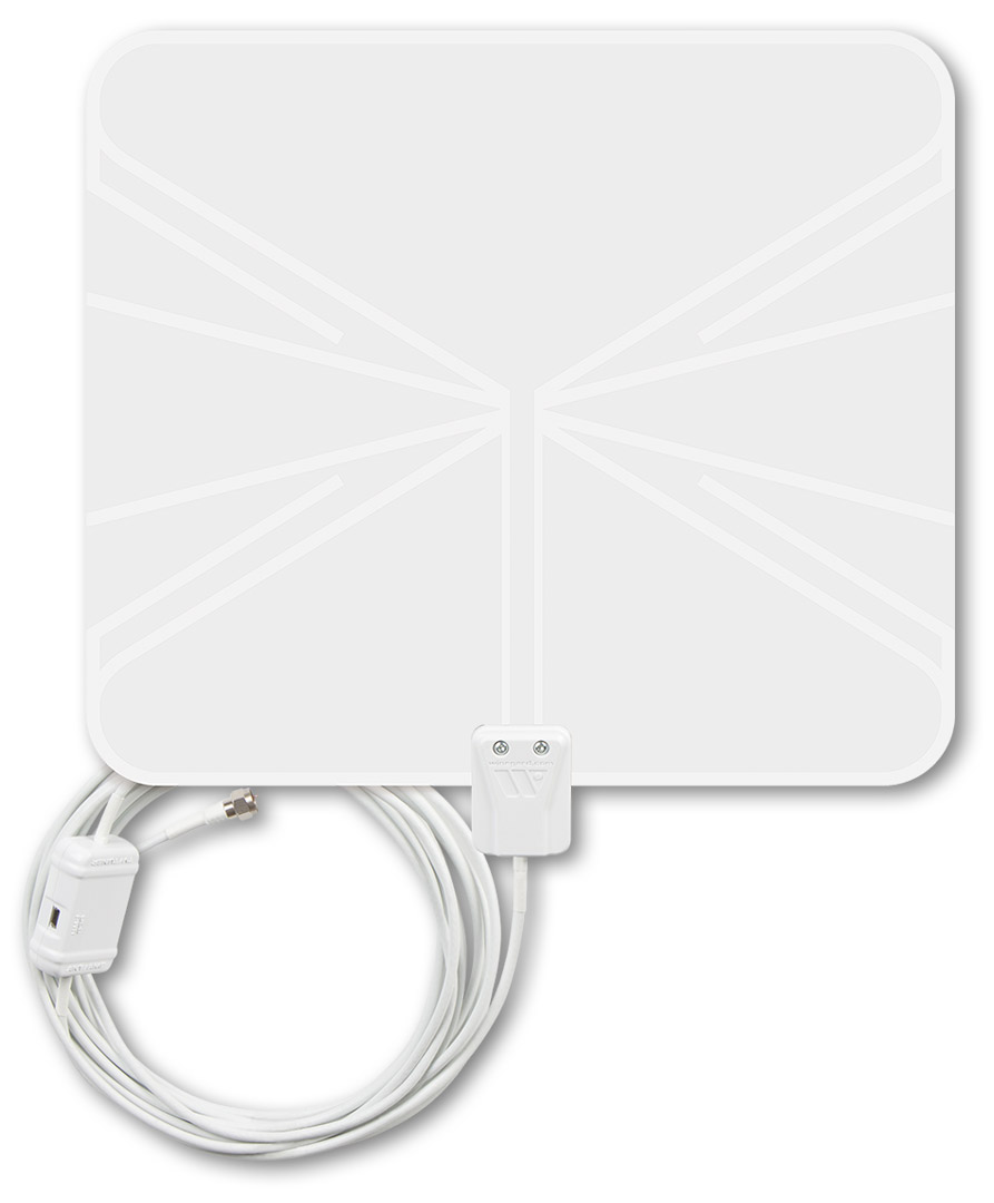 Hdtv Antenna Ota Over The Air Channel Masterwinegard Antennas Winegard Rv Wiring Diagram Fl 5500a For Indoor Use Amplified